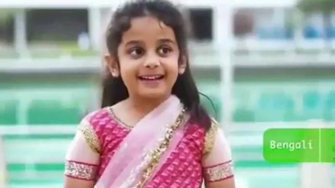 Eid Mubarak In All Languages Video Template