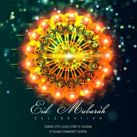 Eid Mubarak Instagram