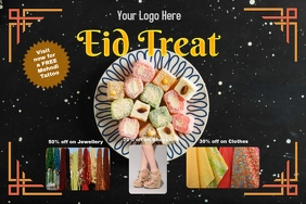 Eid Poster Template