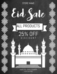 Eid Sale Flyer