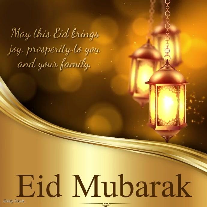 Eid templat,Chand raat flyer,Ramadan flyers Persegi (1:1) template