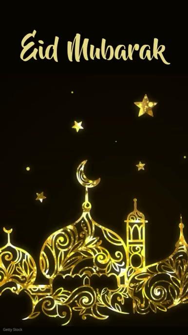 eid template Instagram Story