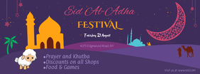 Eid ul Adha Festival Facebook Cover Template