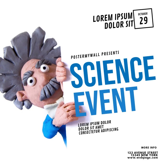 Einstein Science Video for instagram