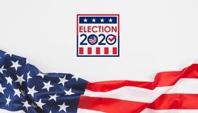 ELECTION BLOG HEADER template