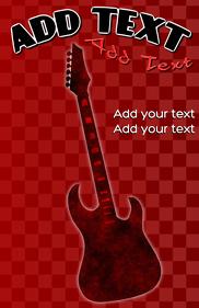 electric guitar - school classes or tutor