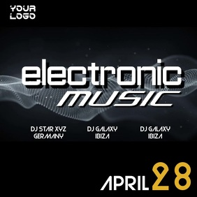 Electro Sound Electronic Music Event Party Goa Video