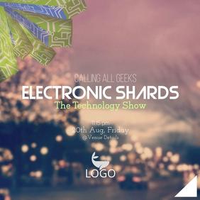 Electronic Shards