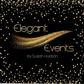 Elegant Event Logo