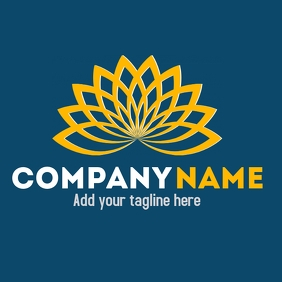 elegant logo icon