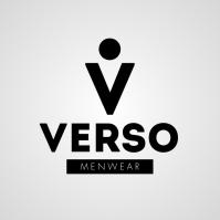 Elegant men wear logo design template Logotyp