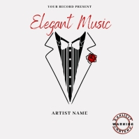 elegant Music Mixtape/Album Cover A
