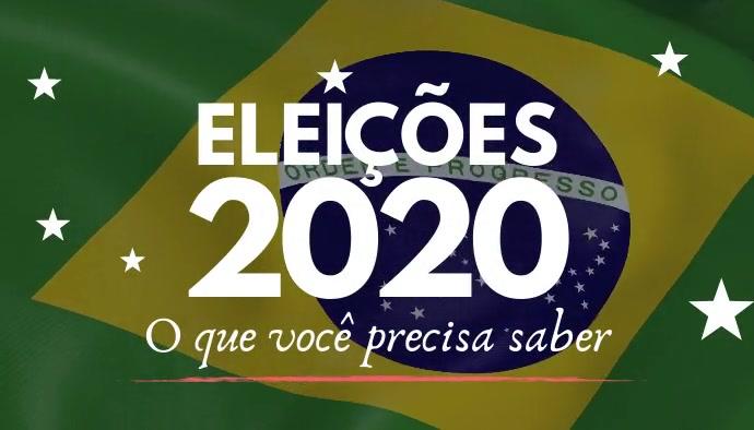 Eleições Brasil Campanha Política Koptekst blog template