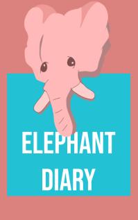 Elephant Book Cover Design