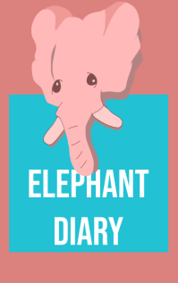 Elephant Book Cover Design