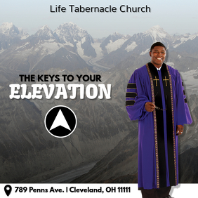 Elevation Flyer