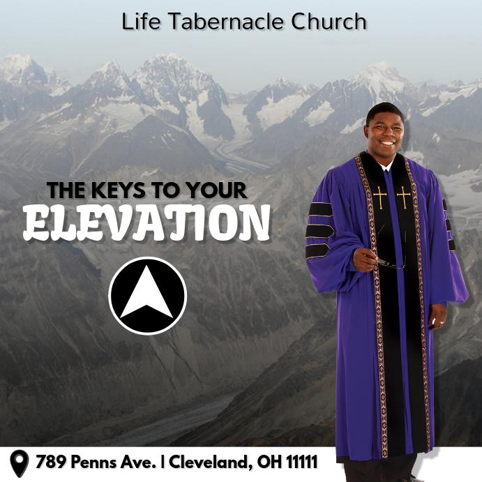 Elevation Flyer