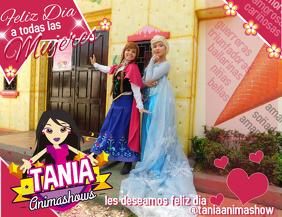 Elsa y Ana Frozen