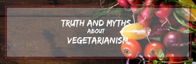 Email Header For Vegetarian template