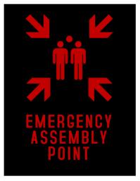 Emergency Flyer Template