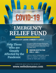 Emergency Relief Fund Flyer