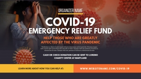 Emergency Relief Fund Twitter Post