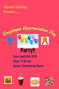 Employee Appreciation PArty