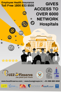 Employee Health Insurance โปสเตอร์ template