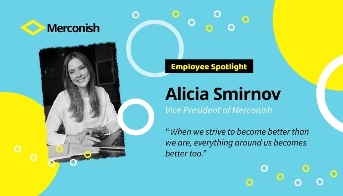 Employee Spotlight Blog Header template