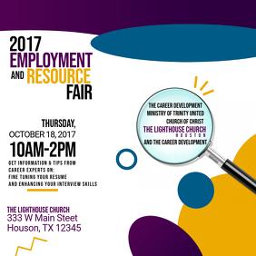 Employment & Resource Fair