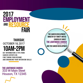 Employment & Resource Fair