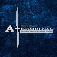 Employment Agency 徽标 template