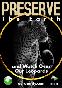 Endangered Animals Poster