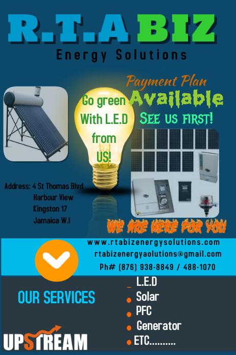 RTA BIZ Energy Solutions