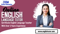 English class Ikhadi Lebhizinisi template