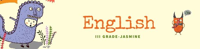 English Google Classroom Banner template