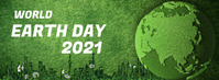 Environment,earth day,event Facebook-Cover template