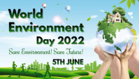 Environment,earth day,event Header Blog template