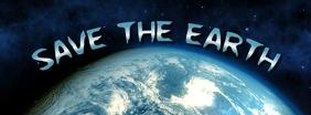 Environment,earth day,event Cover na Larawan ng Facebook template