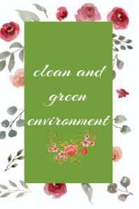 environment flyer
