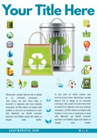 Environment Leaflet Template