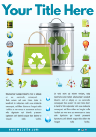 Environment Leaflet Template