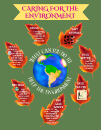 ENVIRONMENT POSTER
