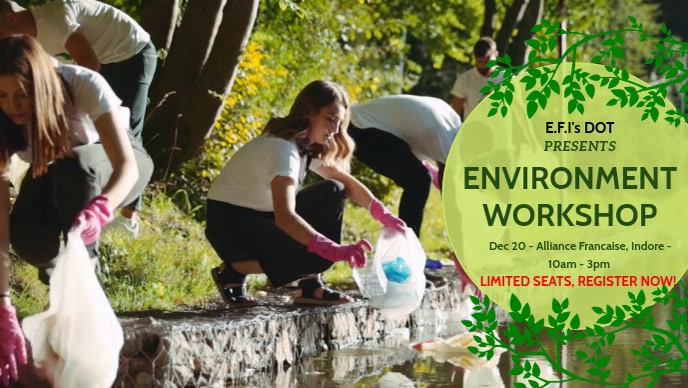 Environment Workshop event