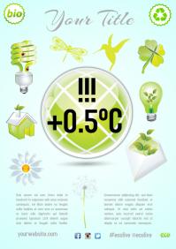 Environmental Campaign Flyer