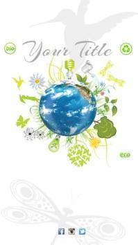 Environmental Campaign Template