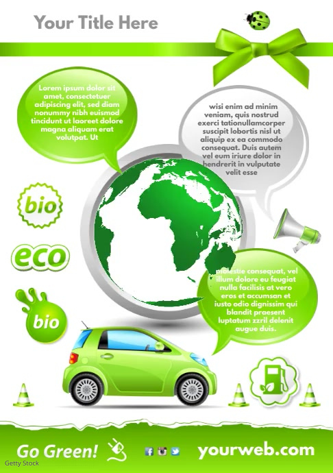 Environmental Campaign Video