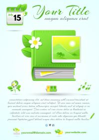 Environmental Leaflet Template