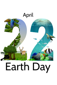 Environmental poster,Earth day poster