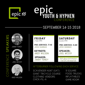 Epic Conference